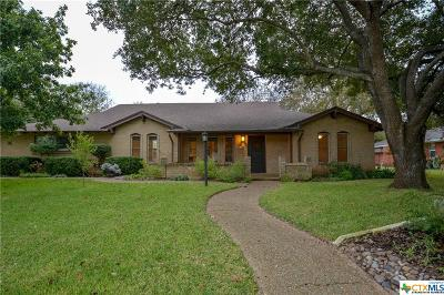 Temple TX Single Family Home Pending: $195,500