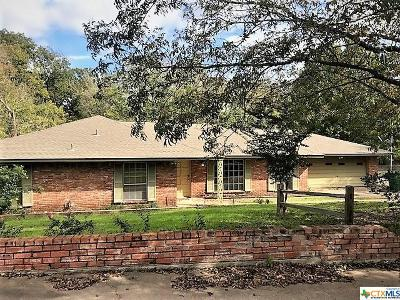 Marlin TX Single Family Home For Sale: $157,500