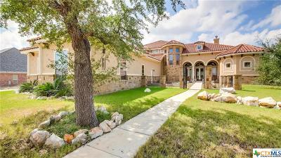 New Braunfels Single Family Home For Sale: 786 Haven Point