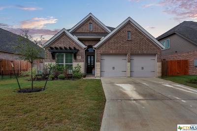 Seguin Single Family Home For Sale: 2920 Coral