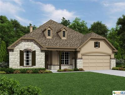New Braunfels Single Family Home For Sale: 1154 Roaring Falls