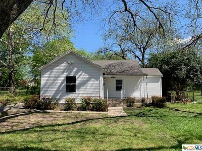 Temple, Belton Single Family Home For Sale: 1317 S 37th