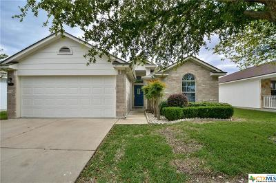 Jarrell Single Family Home For Sale: 313 Shale