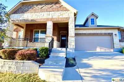 Killeen Single Family Home For Sale: 6207 Tanzanite Drive