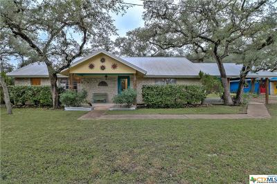 Hays County Single Family Home For Sale: 600 Gatlin Creek
