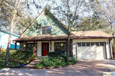 Belton Single Family Home For Sale: 818 Benchmark