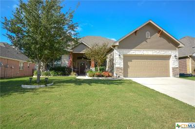 Temple TX Single Family Home Pending: $223,500