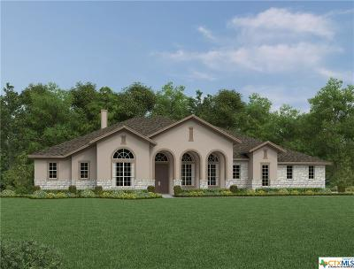 New Braunfels Single Family Home For Sale: 5727 High Forest