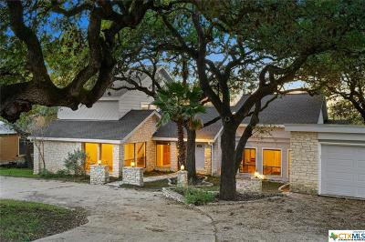 San Marcos Single Family Home For Sale: 129 W Sierra