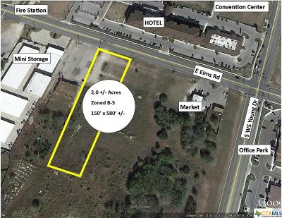Killeen Commercial For Sale: 2150 E Elms Road