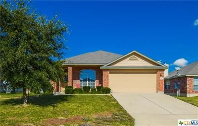 Temple Single Family Home For Sale: 9816 River Land
