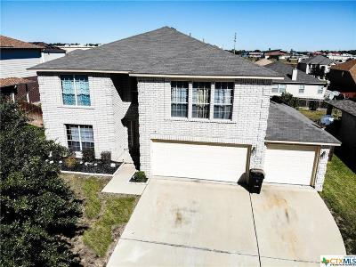 Harker Heights Single Family Home For Sale: 217 Lottie Lane