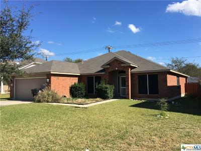 Temple, Belton Single Family Home For Sale: 1119 Starlight
