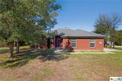 Kempner Single Family Home For Sale: 3408 Upton Drive