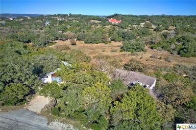 Canyon Lake TX Single Family Home For Sale: $249,000