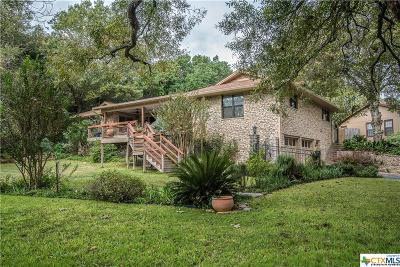 Seguin Single Family Home For Sale: 90 W Hampton Drive