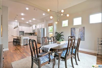 Round Rock TX Single Family Home For Sale: $415,000