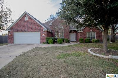 Temple, Belton Single Family Home For Sale: 5608 Meadow Wood Court