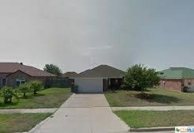 Killeen TX Single Family Home For Sale: $90,400