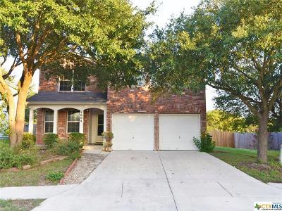 Schertz Single Family Home For Sale: 1604 Shady Brook