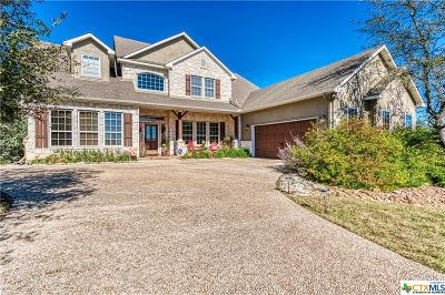 Comal County Single Family Home For Sale: 58 Auburn Ridge