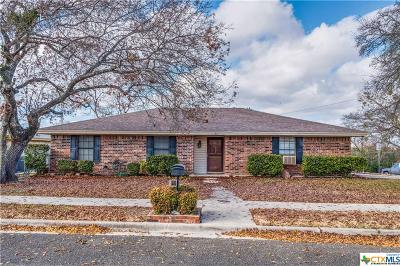 Copperas Cove Single Family Home For Sale: 817 N 23rd Street
