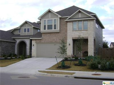 San Marcos Single Family Home For Sale: 535 Stampede