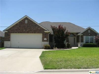 Temple, Belton Single Family Home For Sale: 7613 Amber Meadow