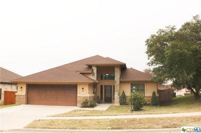 Killeen Single Family Home For Sale: 7104 Almond Drive