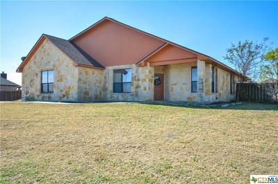 Jarrell TX Single Family Home For Sale: $279,000
