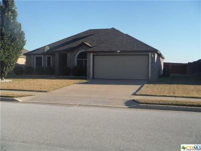 Killeen Single Family Home For Sale: 406 Curtis Dr.