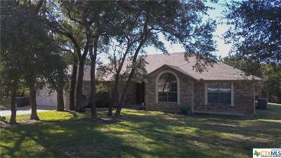 Harker Heights Single Family Home For Sale: 4202 Pawnee