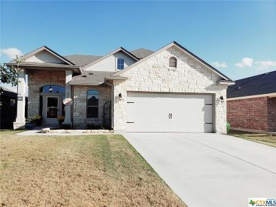 Temple Single Family Home For Sale: 1223 Emerald Gate