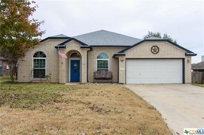 Harker Heights Single Family Home For Sale: 605 Ottawa Drive