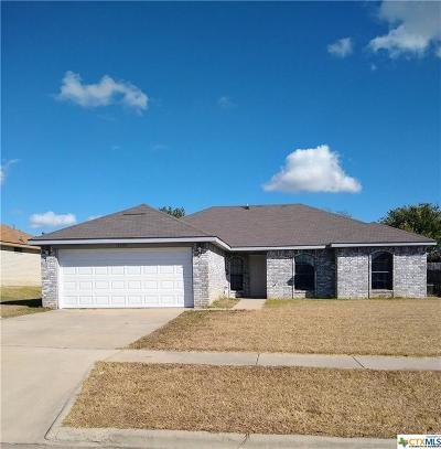 Killeen Single Family Home For Sale: 2703 David Dr.