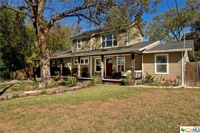 Comal County Single Family Home For Sale: 243 S Mesquite
