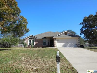 Coryell County Single Family Home For Sale: 111 Kathy