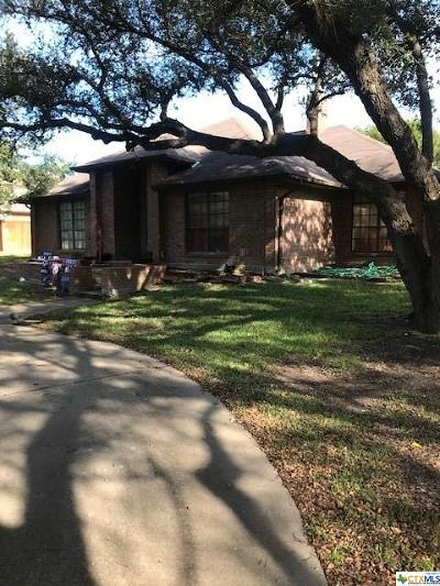 Temple Single Family Home For Sale: 2637 Canyon Creek