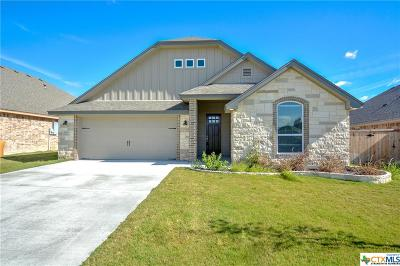 Temple TX Single Family Home For Sale: $229,900