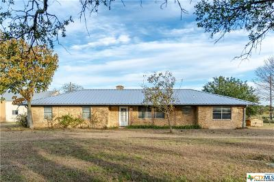 Coryell County Single Family Home For Sale: 128 Reno Road