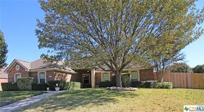 Harker Heights Single Family Home For Sale: 2111 Yak