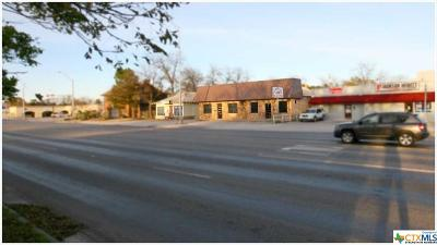 Lampasas Commercial For Sale: 305 S Key