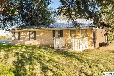 Coryell County Single Family Home For Sale: 750 County Road 143
