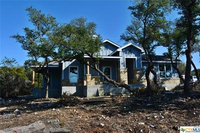 Comal County Single Family Home For Sale: 2126 Cottonwood Road