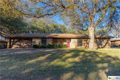 Gatesville Single Family Home For Sale: 304 Gateway Circle