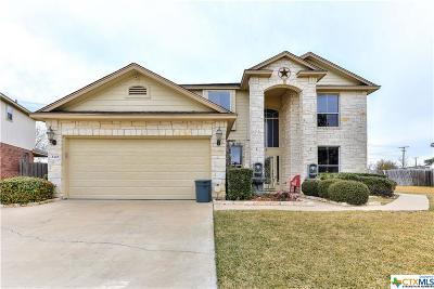Harker Heights TX Single Family Home For Sale: $243,000