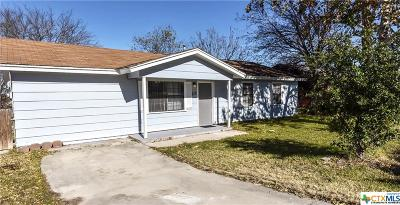 Copperas Cove Single Family Home For Sale: 713 N 19th Street