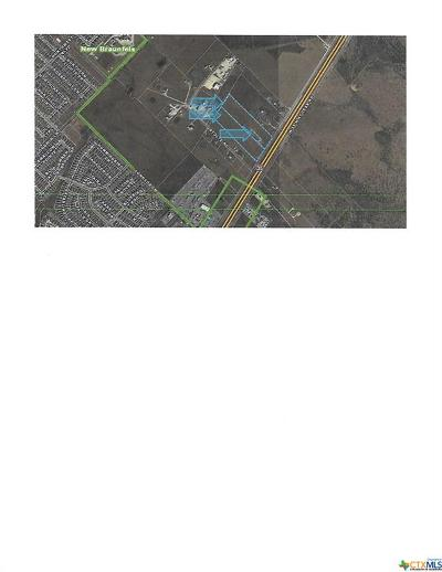 New Braunfels Residential Lots & Land For Sale: 5531 N Ih 35
