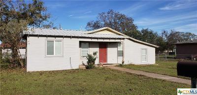 Gatesville Single Family Home For Sale: 9641 S State Highway 36