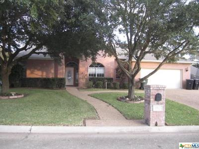 Temple Single Family Home For Sale: 6211 Turtle Creek Trail